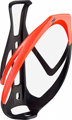 Rib Cage II (Black/Flo red)